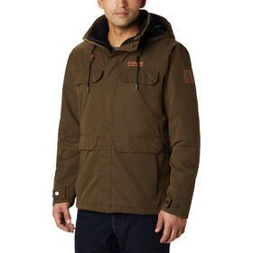 Columbia South Canyon Gefütterte Jacke Herren olive green